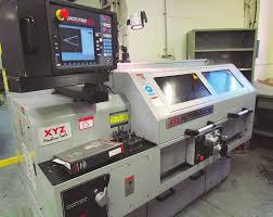 XYZ VL355 CNC